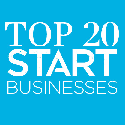 Top 20 Start Business