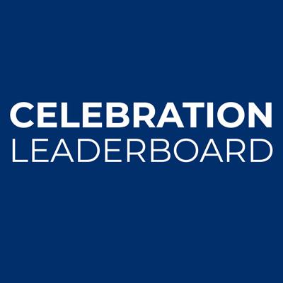 Celebration Leaderboard