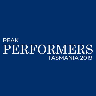 Peak Performers Tasmania 2019